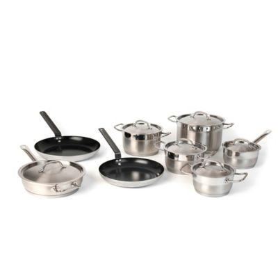 BergHOFF® Hotel 12-Piece Cookware Set