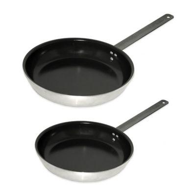 BergHOFF® Hotel 2-Piece Jumbo Fry Pan Set