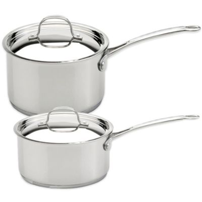 Premium 3 Qt. Covered Saucepan