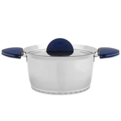 BergHOFF® Stacca 8 qt. Covered Stock Pot