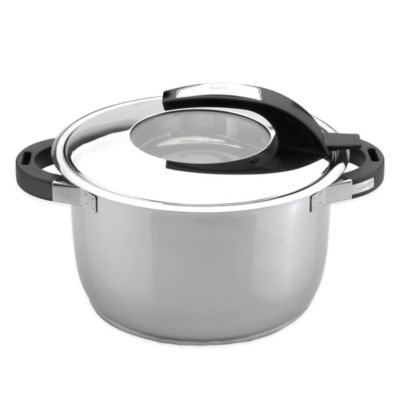 BergHOFF® Virgo 7 qt. Covered Stock Pot