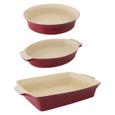 BergHOFF® Geminis 3-Piece Basic Bakeware Set
