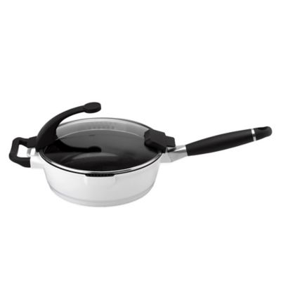 BergHOFF® Virgo 11-Inch Covered Deep Skillet