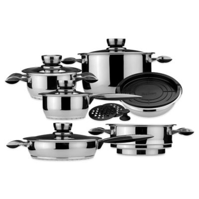 BergHOFF® Pride 16-Piece Cookware Set