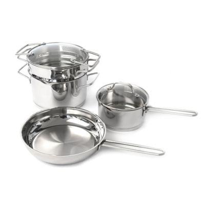 BergHOFF® Fera 6-Piece Cookware Set