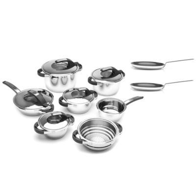 BergHOFF® Virgo 14-Piece Cookware Set