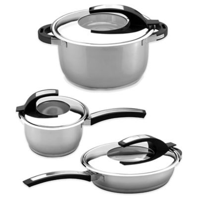 BergHOFF® Virgo 6-Piece Cookware Set