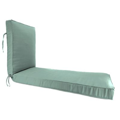 68-Inch x 24-Inch Chaise Lounge Cushion in Sunbrella® Canvas Spa
