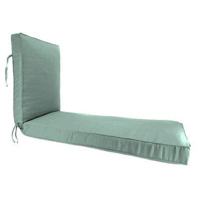 Sunbrella® 80-Inch x 23-Inch Chaise Lounge Cushion in Canvas Spa