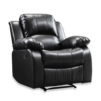 Verona Home Brighton Recliner in Black