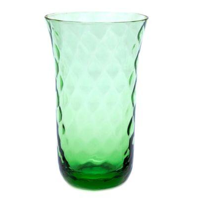 Padma Optic Highball Glass in Coriander
