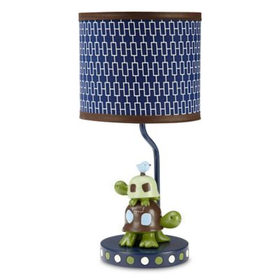 NoJo® Alligator Blues Lamp and Shade