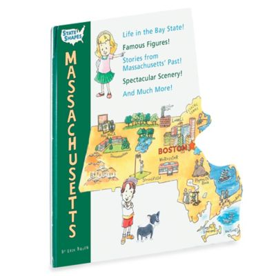 State Shapes: Massachusetts