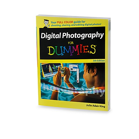 Digital Photography for Dummies® Fifth Edition