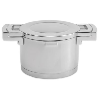 BergHOFF® Neo 2 qt. Stainless Steel Covered Casserole