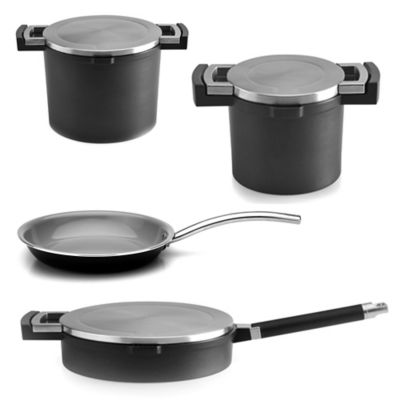 BergHOFF® Neo 7-Piece Cast Aluminum Cookware Set