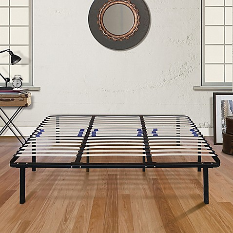 E Rest Wood Metal Platform Bed Frame Www