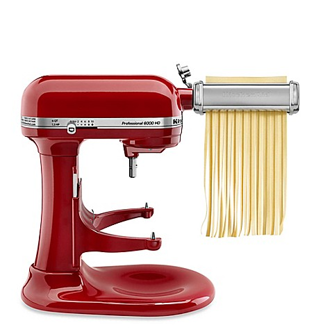 Alyson Jul kitchenaid 3 piece pasta roller can freely