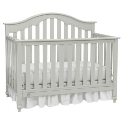 Fisher-Price® Kingsport 4-in-1 Convertible Crib in Misty Grey
