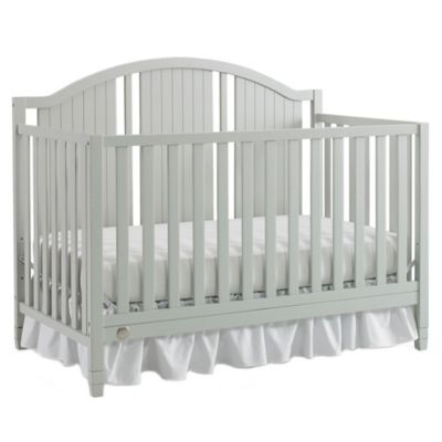 Fisher-Price® Caitlin 4-in-1 Convertible Crib in Misty Grey
