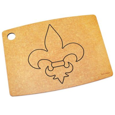 Epicurean® 11-Inch x 14-Inch Fleur De Lis Etchings Cutting Board