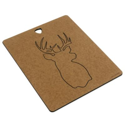 Epicurean® 11-Inch x 14-Inch Buck Etchings Cutting Board
