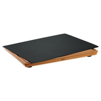 Rosle 18-Inch x 14-Inch Beechwood Cutting and Carving Board