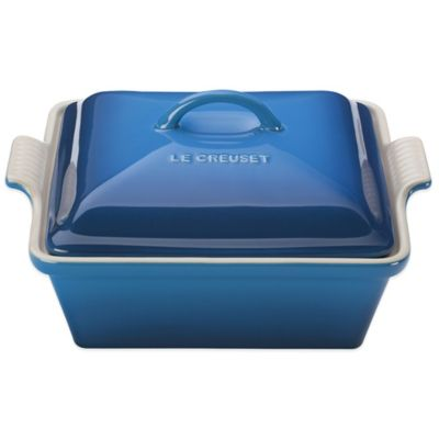 Le Creuset® 2.5 qt. Covered Square Casserole in Marseille