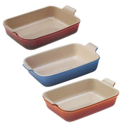 Flame Baking Dishes