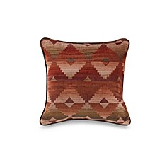 Santa Fe 18-Inch Square Throw Pillow