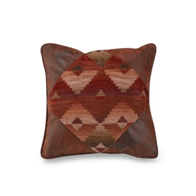 Croscill® Santa Fe Fashion Pillow