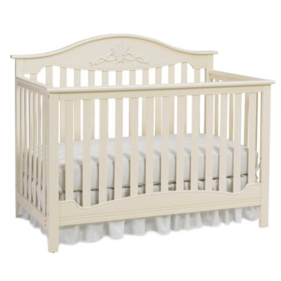 Fisher-Price® Mia 4-in-1 Convertible Crib in Sugar Cookie