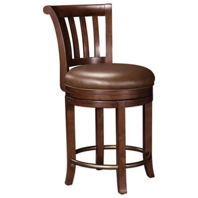 Howard Miller Ithaca Pub Stool in Hampton Cherry