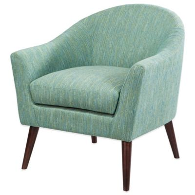 Madison Park Grayson Chair in Mirage Aegean