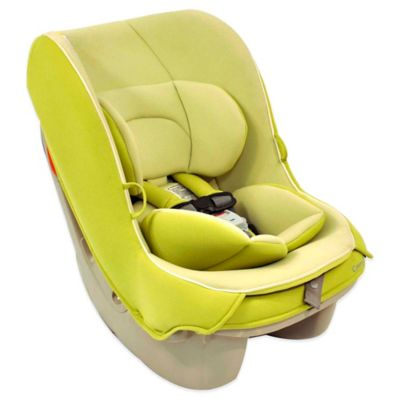 Combi® Coccoro Convertible Car Seat in Lime
