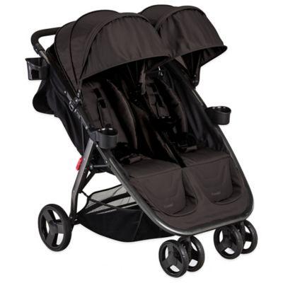 Strollers > Combi® Fold N Go Double Stroller in Black
