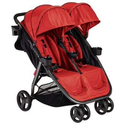 Combi Double Strollers