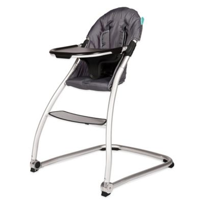 babyhome® Taste High Chair in Dark Grey