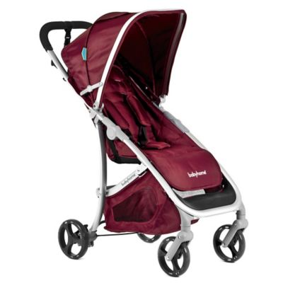 babyhome® Emotion Stroller in Rouge