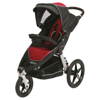 Graco® Relay™ Click Connect™ Performance Jogging Stroller in Cougar™