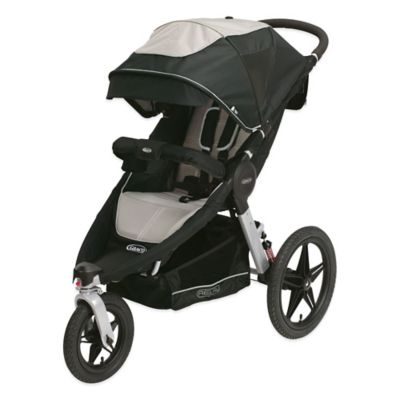 Graco® Relay™ Click Connect™ Performance Jogging Stroller in Pierce™