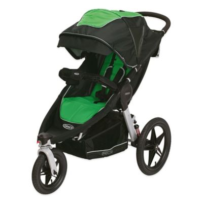 Graco® Relay™ Click Connect™ Performance Jogging Stroller in Fern™