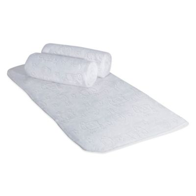 Serta® Perfect Sleeper 3-Pack Lap and Burp Pads
