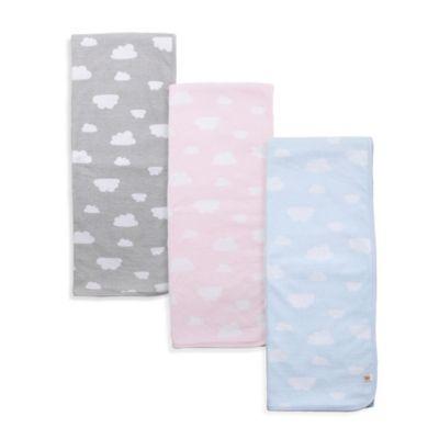 Rosie Pope® Cloud Cotton Blanket in Pink