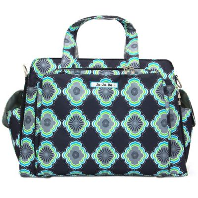 Ju-Ju-Be® Be Prepared Diaper Bag in Moon Beam