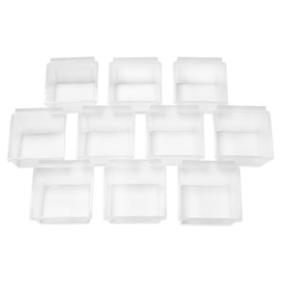 Proslat 10-Pack Small Probin in Clear