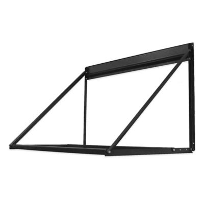 Proslat Tire Storage Rack in Black