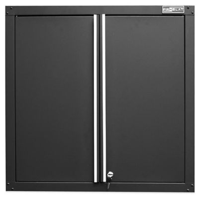 Proslat Wall Mount Cabinet in Black