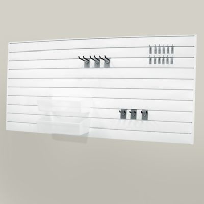 Proslat Gardener Storage & Organization Bundle in White