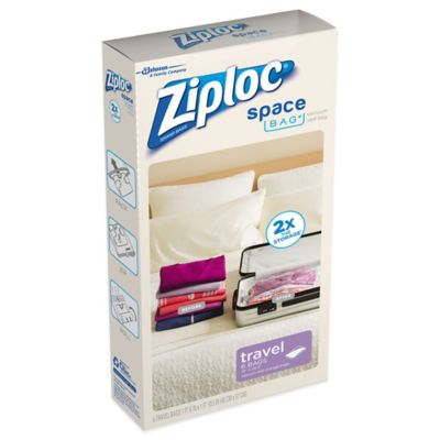 Ziploc® Space Bag® 6-Pack Travel Bag